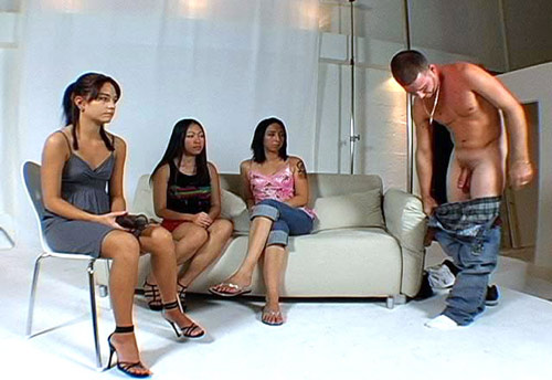 3 girls femdom