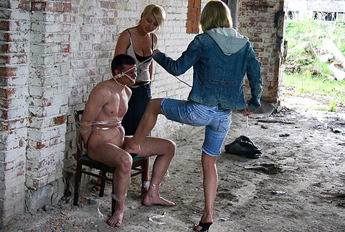 Femdom Kidnapping