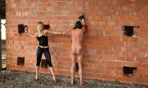 Outdoor Femdom Torture