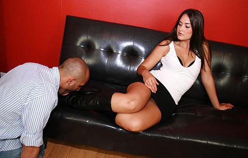 Amateur Mistress In Boots
